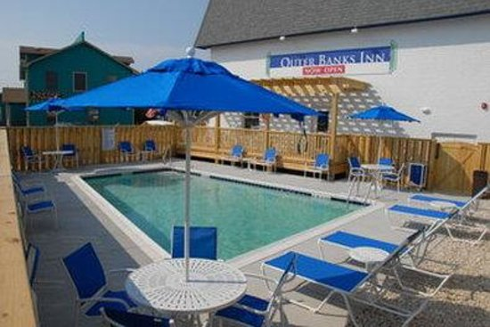 Outer Banks Inn: Outdoor Pool