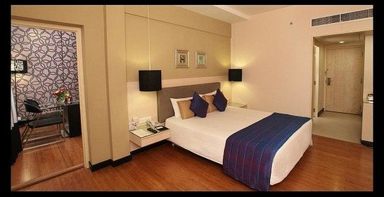 GreenPark Hyderabad: Other Hotel Services/Amenities