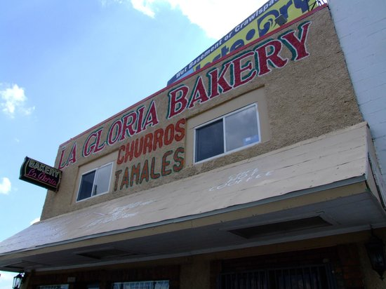 Mexicantown: Bakery