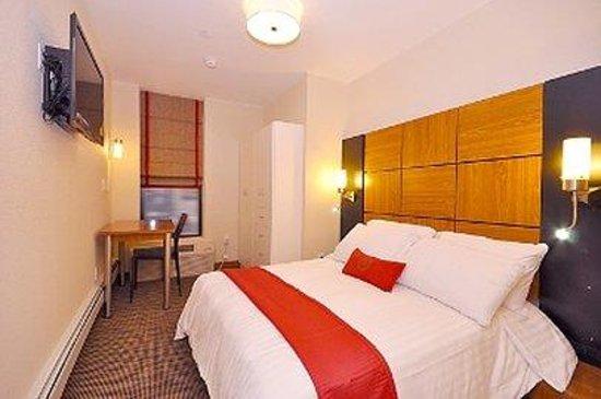 Hotel Five44: Single Back