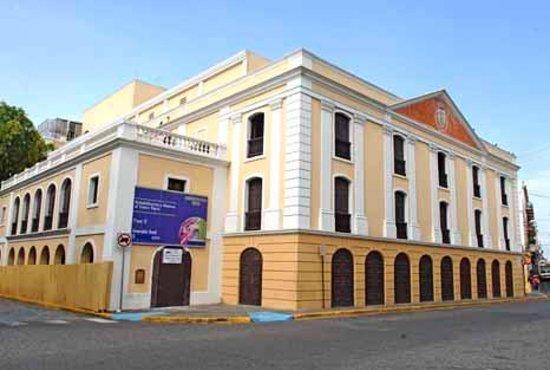 Teatro Tapia Foto