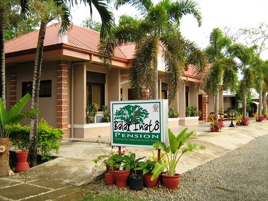 Balay Inato Pension: family room