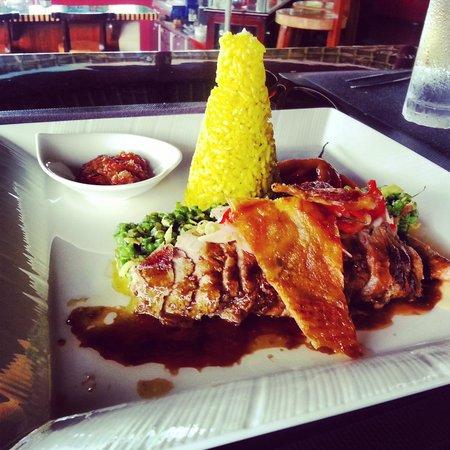 Viceroy Bali: Cascades restaurant
