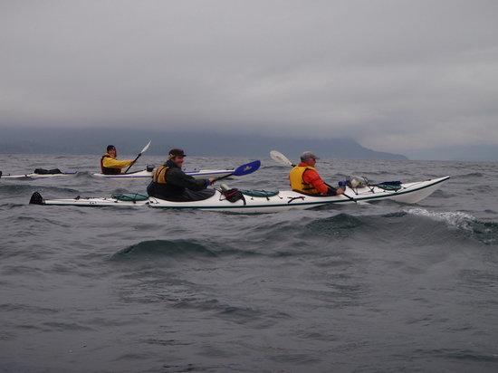 Green Coast Kayaking