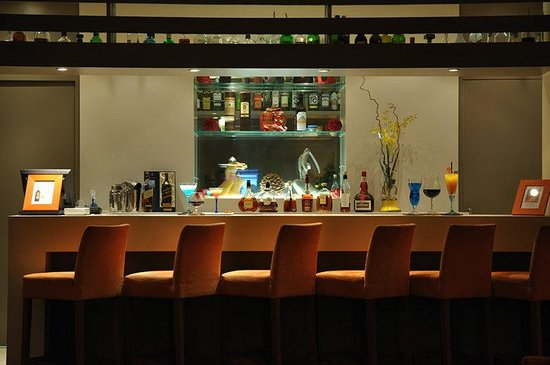Holiday Inn Cannes : Bar and Lounge