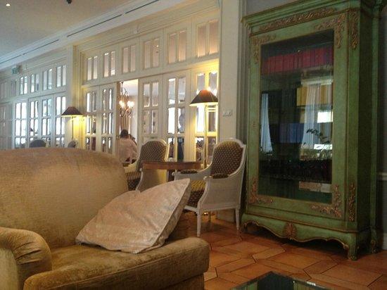 Skandinavia Country Club & SPA : Chill-out corner