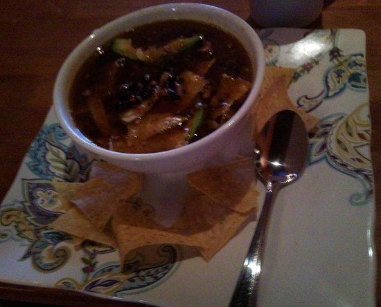 Quilas Mexican Restaurant: tasteeee zoup