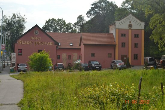 Hotel Stary Pivovar: Very good hotel
