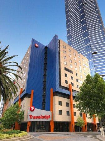 Travelodge Hotel Melbourne Southbank: Exterior