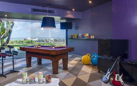 Paradisus Cancun: Normal Family Concierge Lounge Game Room