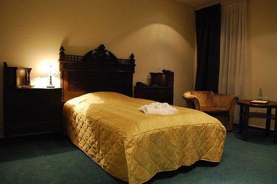 Hotel Gold Spring: Single Comfort Room