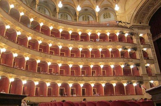 Teatro dell'Opera di Roma: 羅馬歌劇院內部