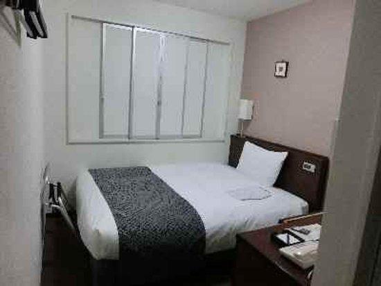 Via Inn Kyoto Shijo Muromachi: ベッド