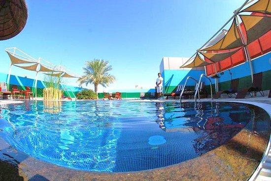 Donatello Hotel: Pool