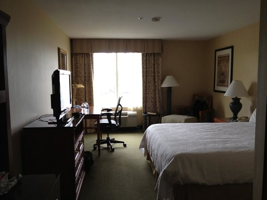 Hilton Garden Inn Folsom: Room
