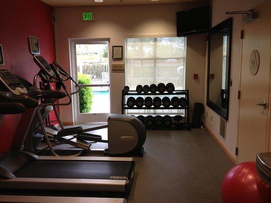 Hilton Garden Inn Folsom: Fitness center