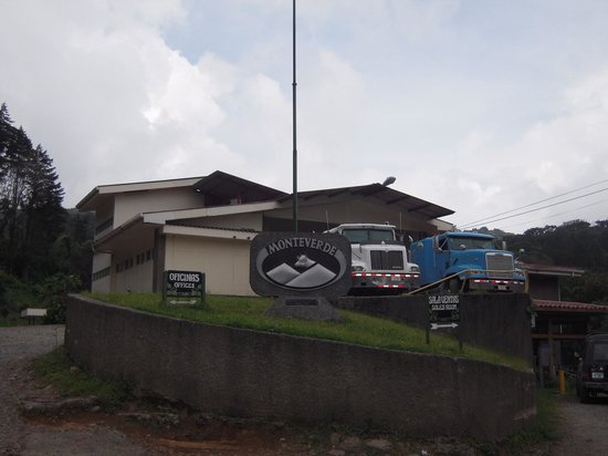Monteverde Cheese Factory Photo