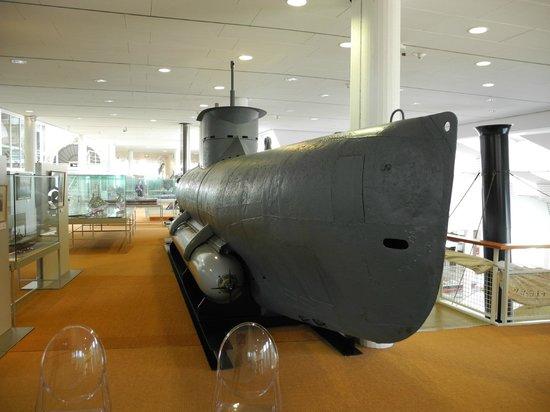 German Maritime Museum: U-Boot