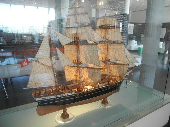 German Maritime Museum: Segelschoner