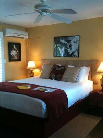 Palm Springs Rendezvous: our room 4/5/13 Great!