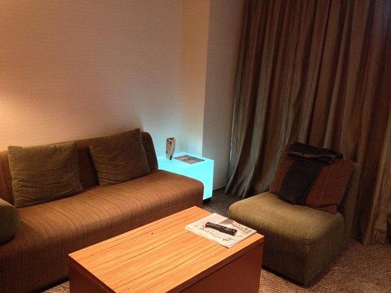 Novotel Balikpapan: Living Room