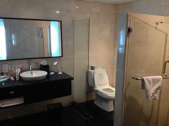 Novotel Balikpapan: Bathroom