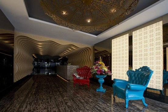 Venue Hotel : Lobby