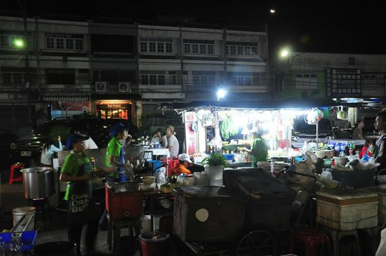 Andaman Legacy Guest House : Night Market