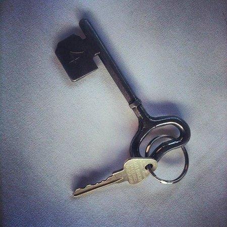Tower Lodge : Room Keys