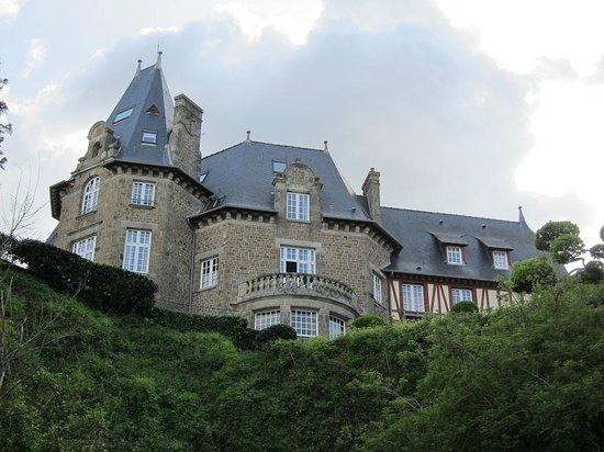 Restaurant Le Chateau Richeux