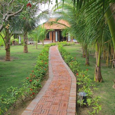 Full Moon Village: jackfruit villa