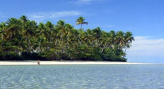 Ilha de Boipeba Foto