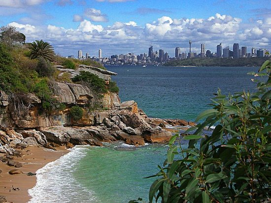Nudist Beach For Skinny Dippers Review Of Lady Bay