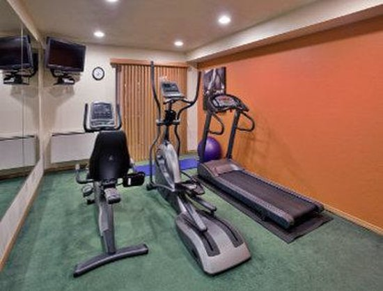 Travelodge Suites New Glasgow: Fitness Center