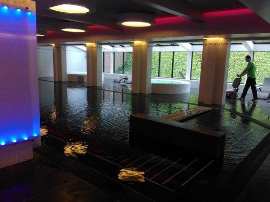 Munkebjerg Hotel: Her var vi meget