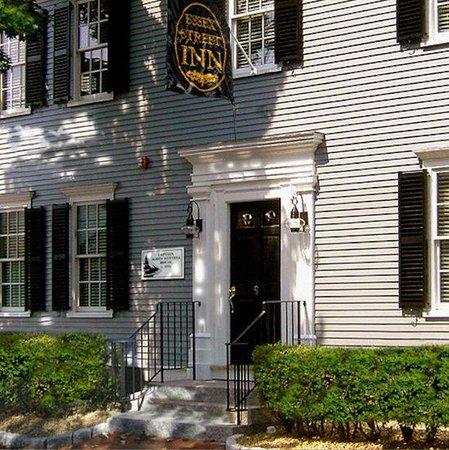 Essex Street Inn & Suites : Front Of Adjacent Building On Same Property