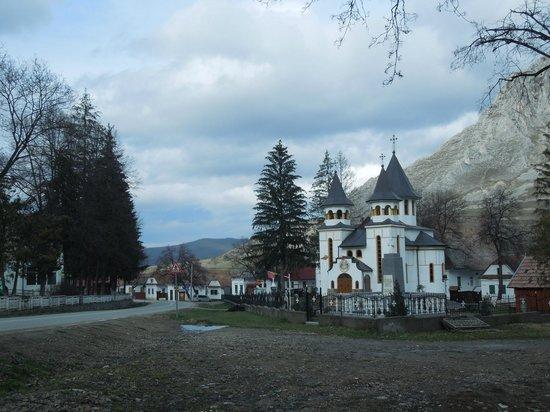 Rimetea, Romania: Church