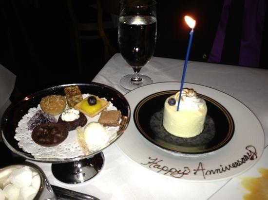 Restaurant Gary Danko: a wonderful end to a perfect evening