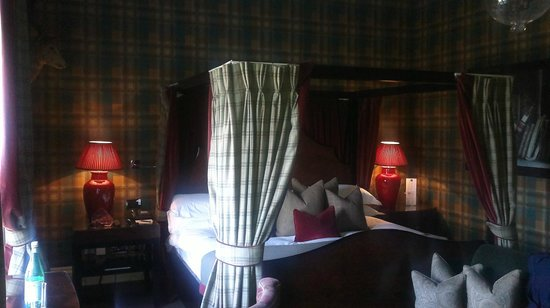 Cameron House on Loch Lomond: Whisky suite op 1e etage