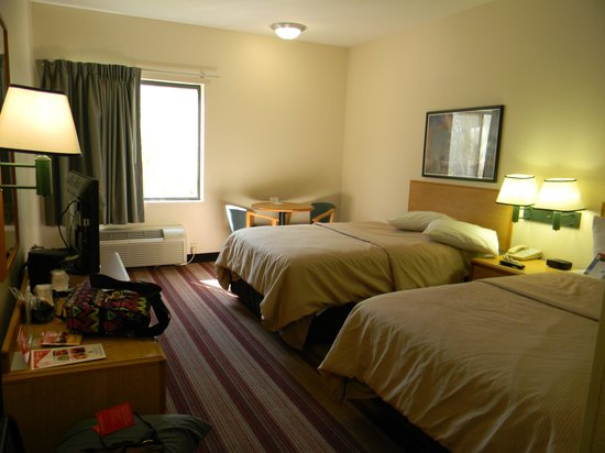 Red Roof Inn Tempe - Phoenix Airport: main space