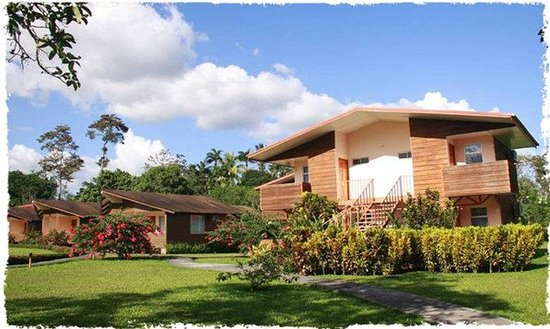 Eco Arenal Hotel: Exteriorofproperty