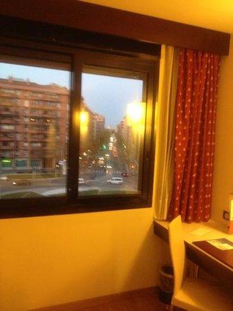 Hotel Catalonia Sabadell: Desde la ventana