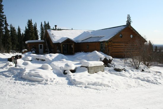 A Taste of Alaska Lodge: Main Lodge - A Taste of Alaska