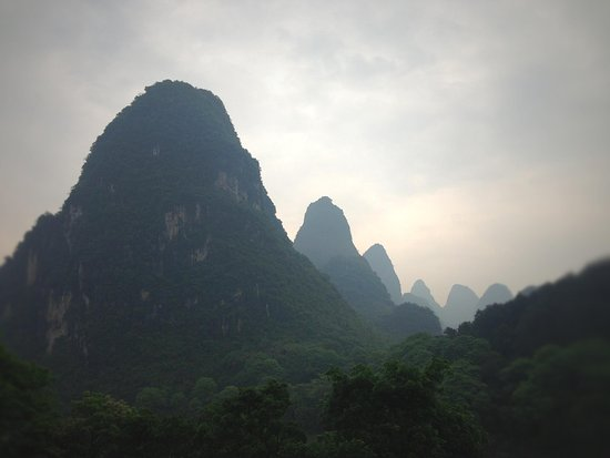 Li River Resort: A view...