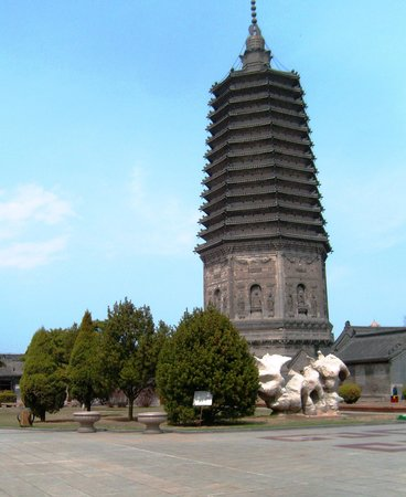 Yingkou Gaizhou God Temple