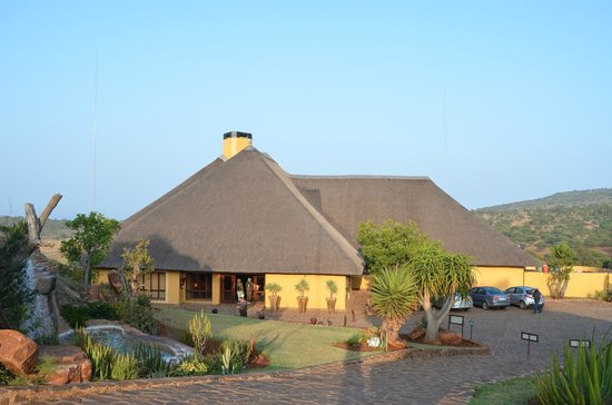 Hannah Game Lodge: The Central Fcilities