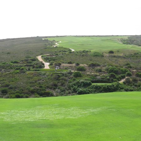 Pinnacle Point Beach and Golf Resort: on the course