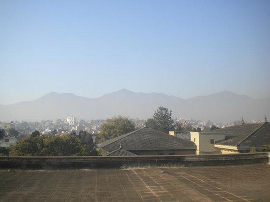 Crowne Plaza Kathmandu-Soaltee: View from the room
