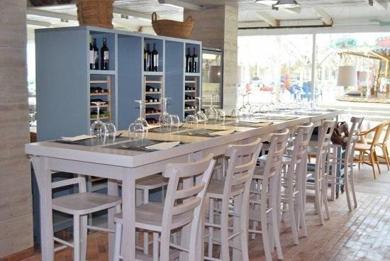 Restaurant Mar Y Sol : Bistro del Mar en Roses