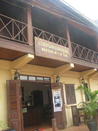 Mekong Moon Inn: Old building more quiet
